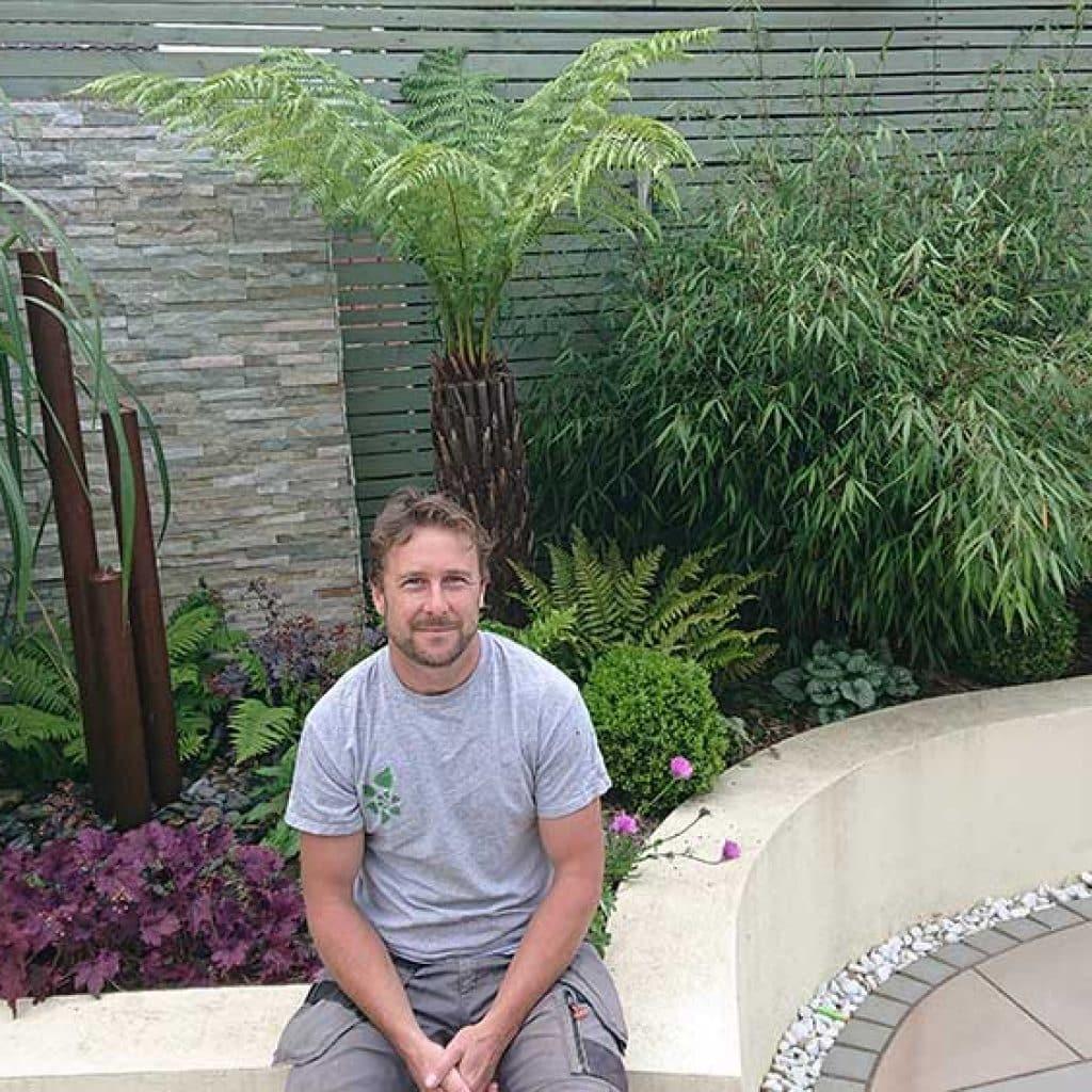 Daniel Richards of SilverBirch Gardens