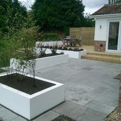 low maintenance pots and planters